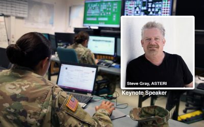 Asteri Founder Steve Gray To Keynote National Defense Industrial Association Cyber-Augmented Operations Technical Symposium